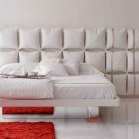 Pillow Headboard Ideas