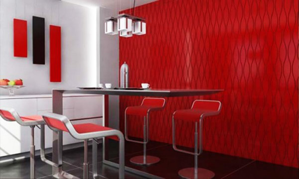 red interior design inspiration 9