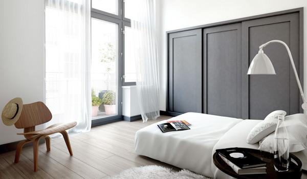 retro modern apartment design 6