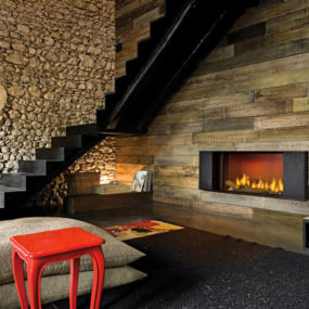 Rustic Fireplace Designs: ideas by Modus
