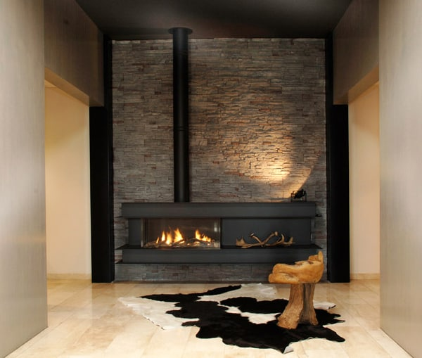 rustic fireplace designs modus 2 Rustic Fireplace Designs: ideas by Modus