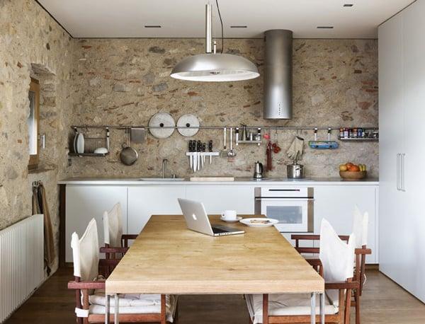 Interieur Rustic Moderne : Rustic modern interior