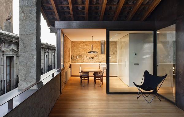 Rustic Modern Interior 8 Jpg