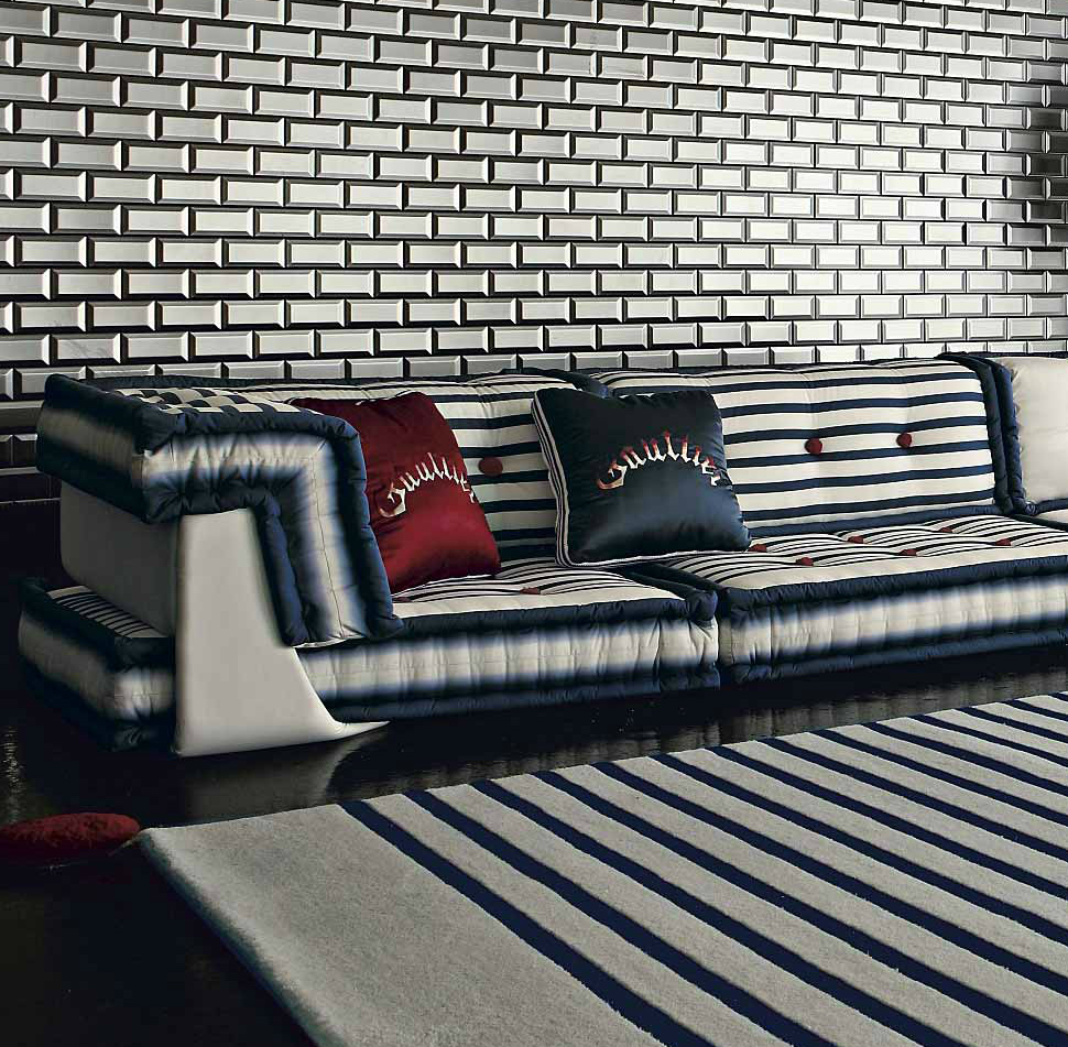 View In Gallery Sailor Mah Jong Modular Sofa From Roche Bobois