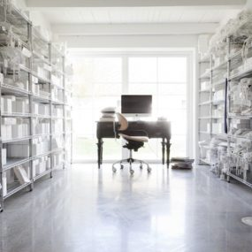 Scandinavian Style Interior Design: White but Powerful