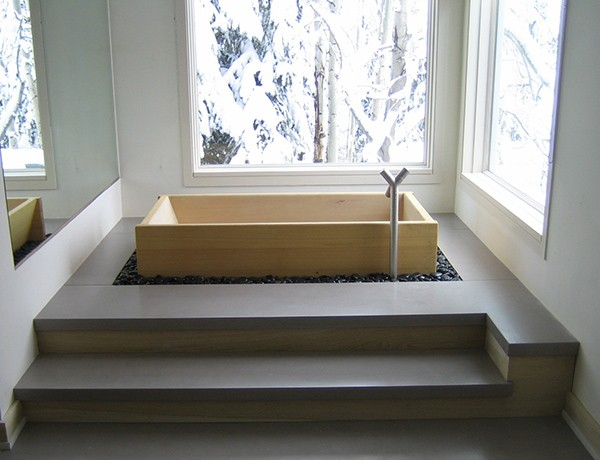 Japanese Ofuro Bath Ofuro Bathroom Design Inspiration