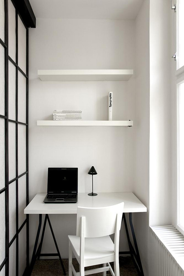 Creative Small Apartment Idea By Czech Architects Awesome Apartment Architecture Design Decor