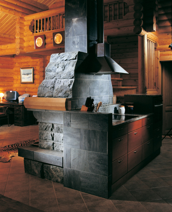 Soapstone Kitchen Fireplace Nunnauunu Finish Custom Made Fireplace From  NunnaUuni: Kitchen Fireplace Concept