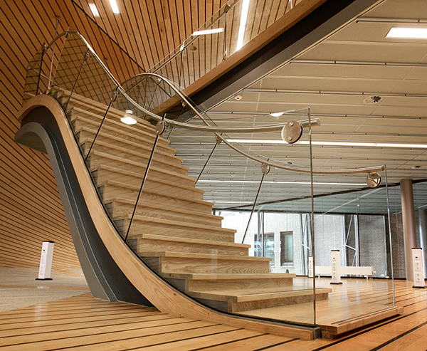 staircase interior design eestairs 1 Staircase Interior Design by EeStairs
