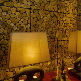 Timber Wall Panels – Standing Timber panelling by SDA Decoration