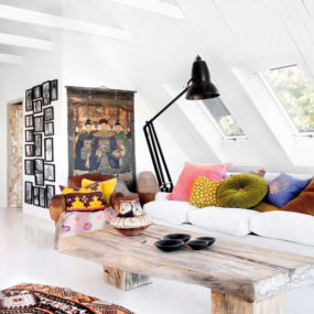 Swedish Home Interior Design by Marie Olsson Nylander