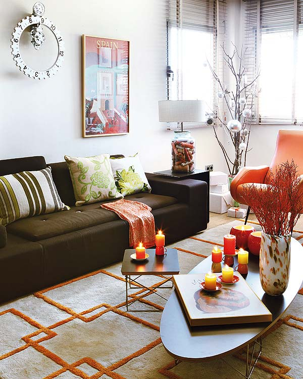 3 Home Decor Trends For Spring Brittany Stager: Tangerine Tango In Home Decor