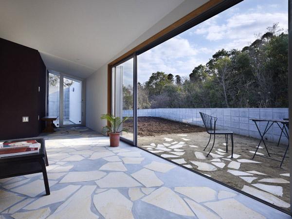 unique flooring design kimihiko okada 1