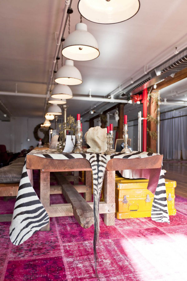 unusual gallery style loft 2