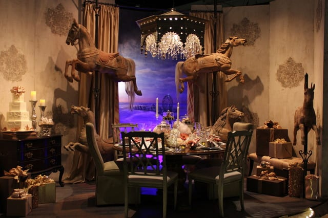 Beau View In Gallery Whimsical Dining Room 11