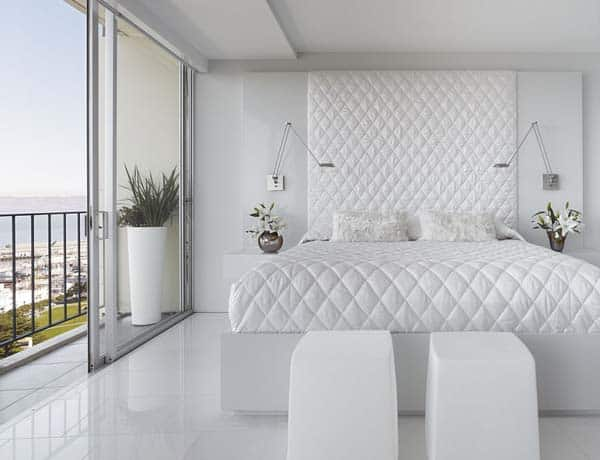 white bedroom idea not boring 1