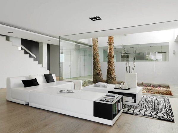 View in gallery white home interior done right 2 White Home Interior Done  Right