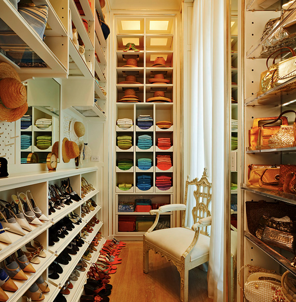 Perfect View In Gallery Why Not Overlook Closet Interior Design 1 Closet Interior  Design: Dont Overlook It! Closets And Dressing Rooms ...