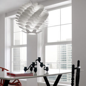 Libera lamp from Lucente: Set your style free!