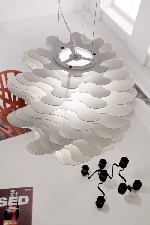 libera lamp from lucente 2 Libera lamp from Lucente: Set your style free!