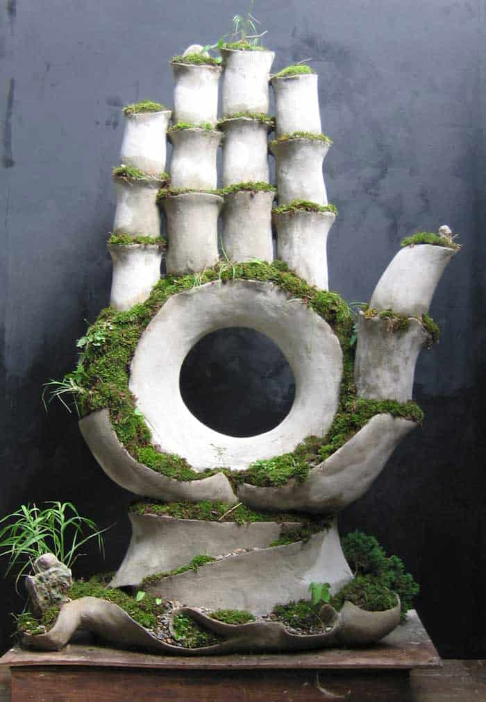 Living Sculptures From Opiary Rock Your Garden
