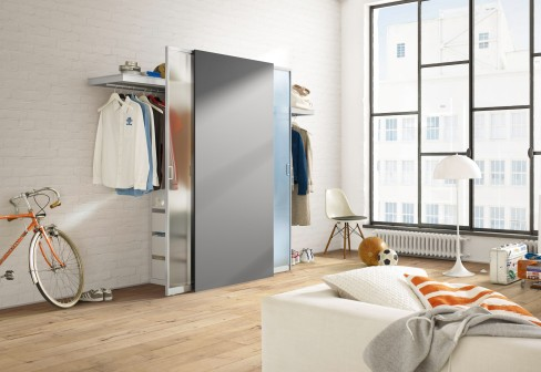 mobile furniture systems raumplus 4 Mobile Furniture Systems: storage space by Raumplus