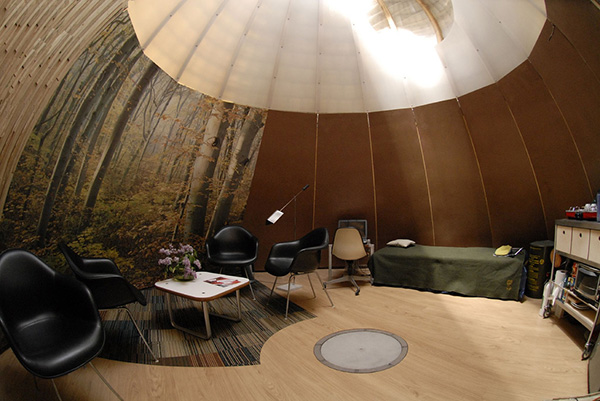 Modern Tipi Design Suburban Tipi By John Paananen