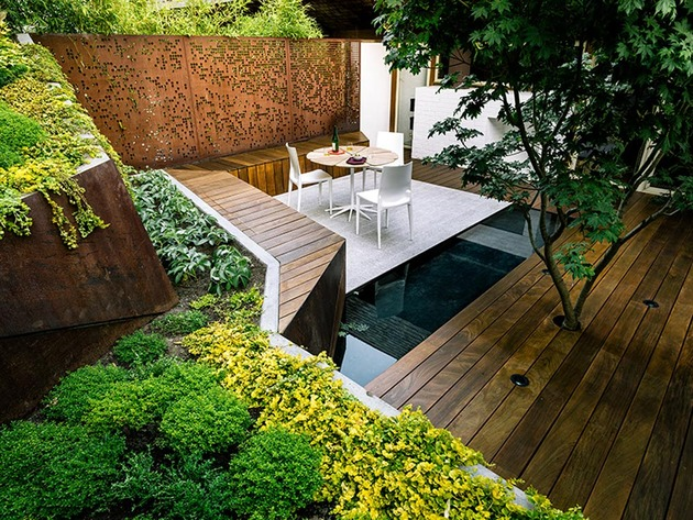 multi layered japanese style garden and sitting area 2 thumb 630xauto 40985 Multi Layered Japanese Style Garden and Sitting Area