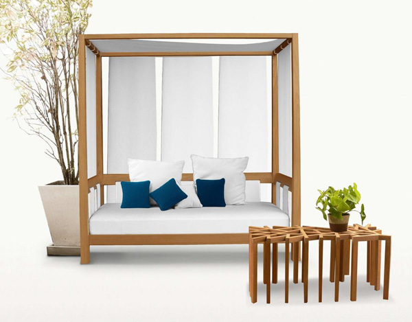 Superieur Deesawat Outdoor Furniture Summer Cabana 1