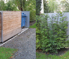 Dustbin Box System – conceal your garbage bin