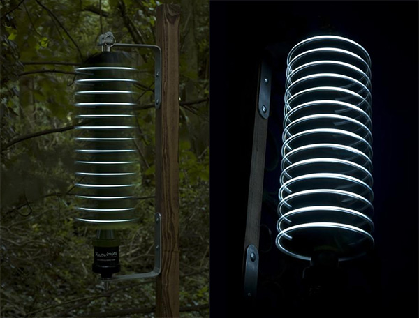 ecotopia firewinder light 2 Firewinder wind powered outdoor light   see the wind!