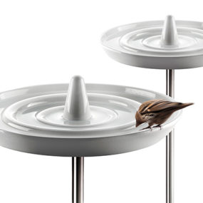 Modern Bird Bath – Eva Solo ceramic bath