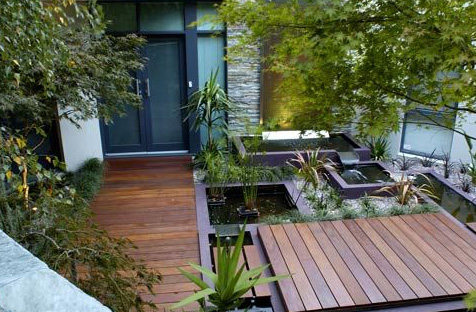 Gentil Eco Friendly Water Features By H20 Designs Utilise Recycled Rainwater