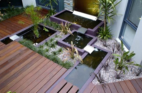 H20 Designs Water Features Boxed Ponds Eco Friendly Water Features By H20  Designs Utilise Recycled Rainwater