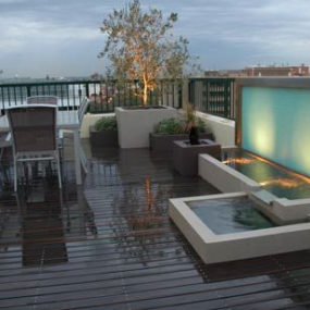 7 Contemporary Rooftop Landscaping Design from H20 Designs & Rooftop Terraces Ideas - Trendir