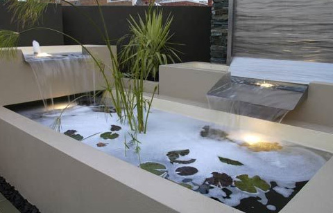 h2o designs rooftop landscaping 3