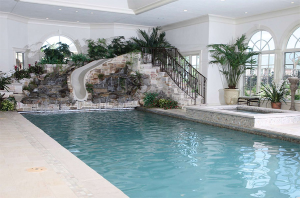 view in gallery italian heritage indoor pool indoor pool italian heritage style - Cool Indoor Pools In Houses