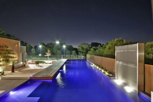 Lap Swimming Pool Designs 5 Modern Lap Pool Design Ideasout From The Blue