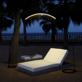 LED Outdoor Lighting Fixtures – Halley Lighting by Vibia