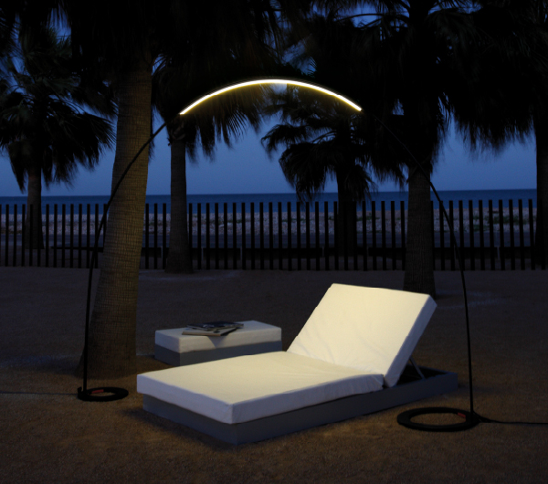 led outdoor lighting fixtures halley vibia 1 LED Outdoor Lighting Fixtures   Halley Lighting by Vibia