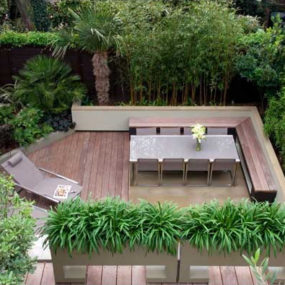 Contemporary Garden Design by Amir Schlezinger, London – beautiful and highly liveable