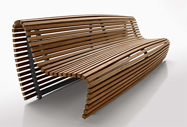 View In Gallery Outdoor Bench Seating Wood Bb Italia 2 Outdoor Bench Seating  Modern Outdoor Wood Bench By Bu0026B