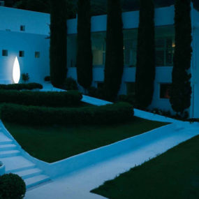 Outdoor Lighting Design Ideas by Vibia