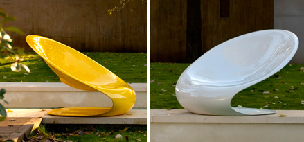 Owo Disk Chairs Modern Outdoor Chair Disk By Karim Rashid