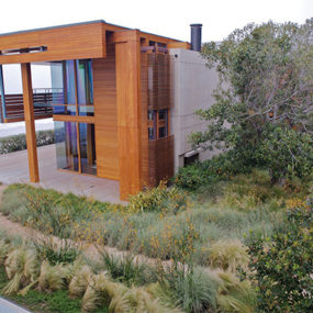 Sustainable Landscape Design by Architect Pamela Burton & Company, Malibu, California