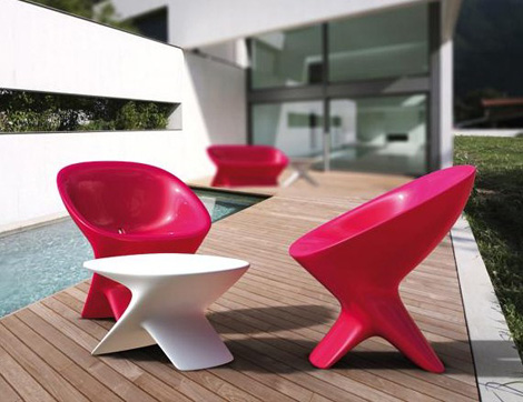 Qui Est Paul Outdoor Furniture Ublo 1 Roto Molded Furniture (rotomolded)  For Outdoors By