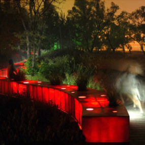 Red Ribbon Tanghe River Park in China – eco-friendly landscape architecture