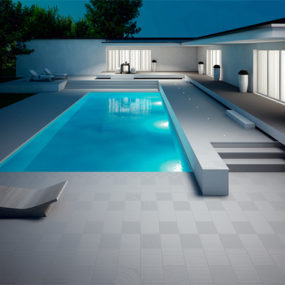 Italian Outdoor Tile from Refin – the super strong X-Stone