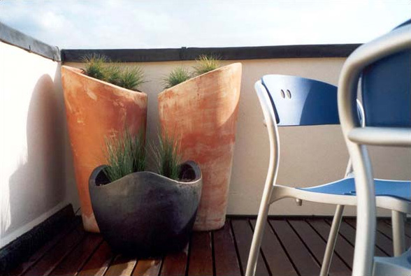 roof terrace garden design amir schlezinger 4 Contemporary Roof Terrace Garden Design by Amir Schlezinger