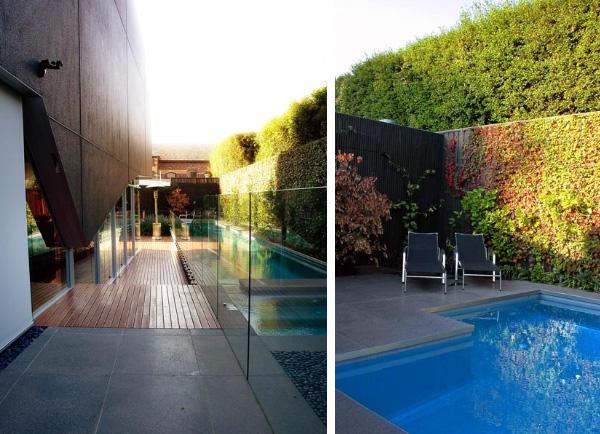 small outdoor space design ideas eckersley garden architecture 6
